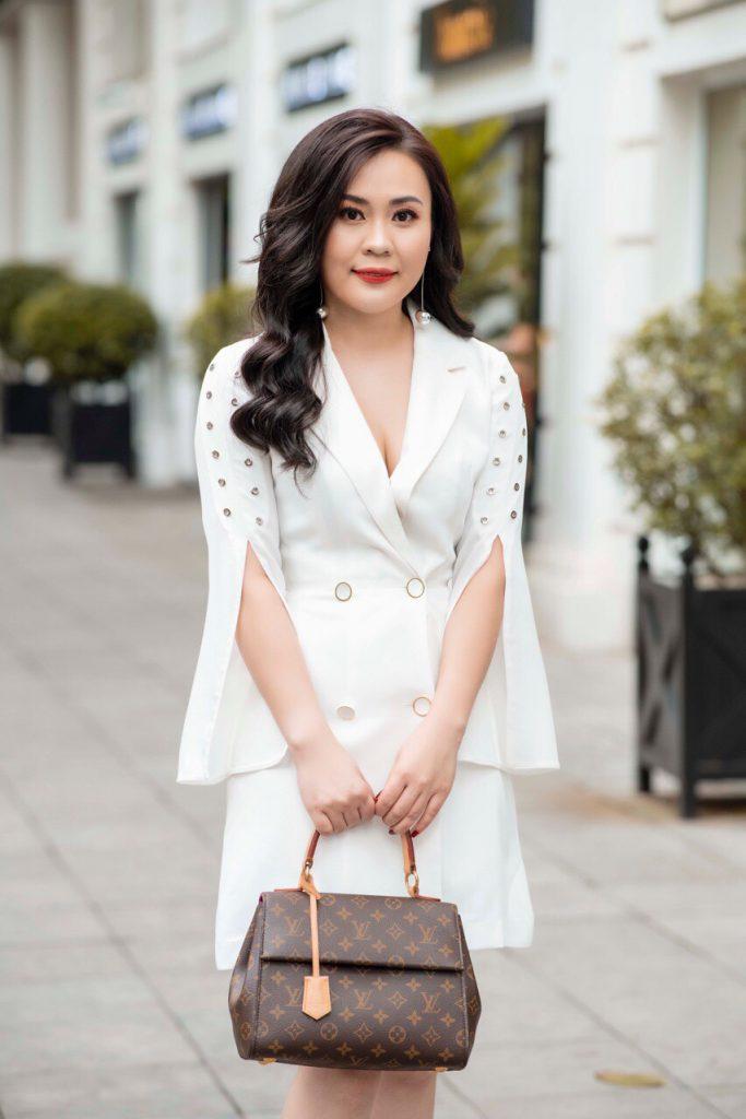 Diễn viên Phan Kim Oanh