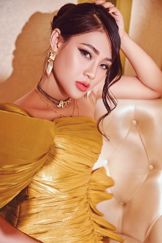 Người mẫu Nguyễn Thanh Vân