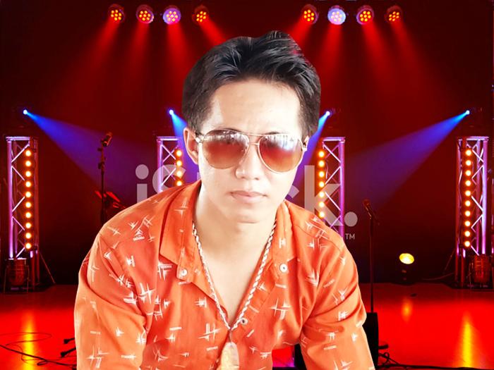 Ca nhạc sĩ Hồ Hưng Dũng