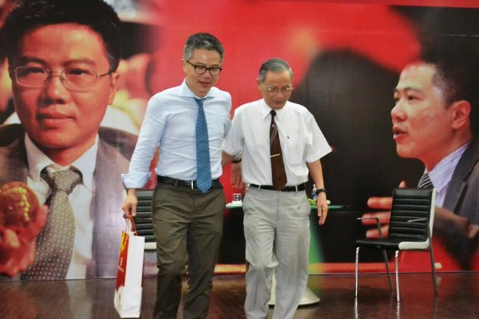 Giáo sư Ngô Bảo Châu