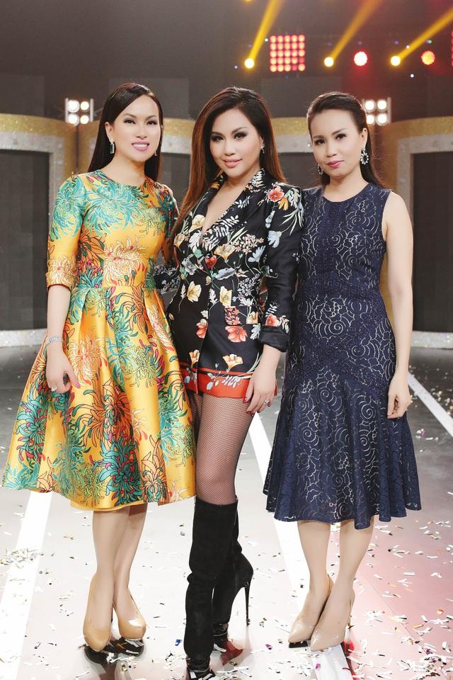 Hà Phương, Minh Tuyết, Cẩm Ly