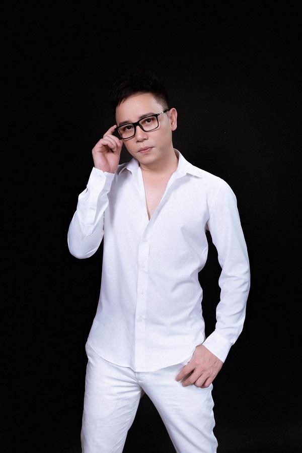 Ca sĩ Phan Anh Vũ.