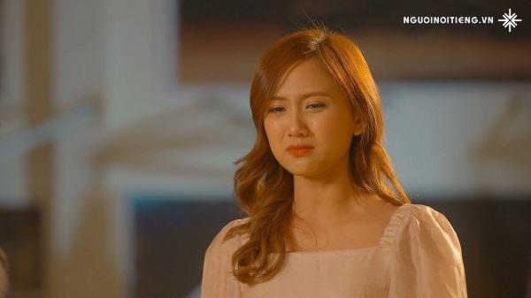 Nữ chính trong MV Chí nam nhi, diễn viên Bùi Thu Hương.