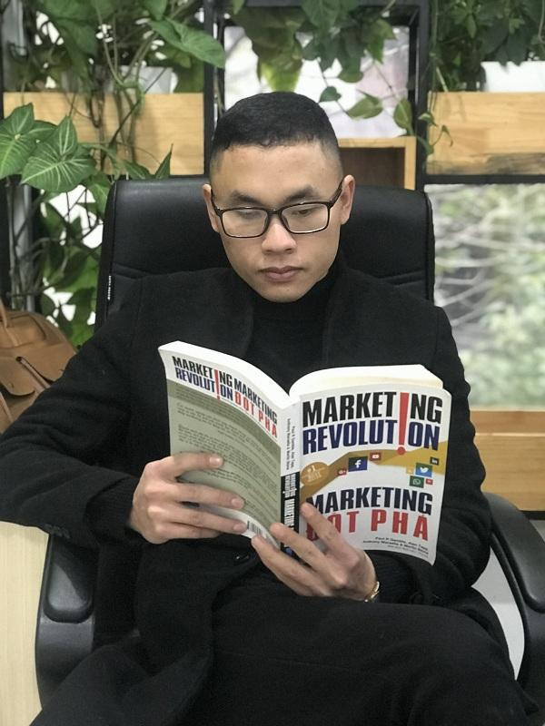 Nhà quảng cáo Ads Facebook - Ông Vũ Hải Bằng được đánh giá là người có tâm, có tầm trong lĩnh vực digital marketing.