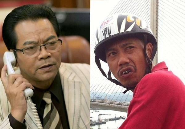 Nếu không đào sâu tìm hiểu thì ít ai ngờ được rằng NSƯT Trần Nhượng và diễn viên hài Bình Trọng là hai cha con ruột.
