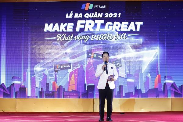 MC Phạm Hồng Phong người thổi luồng gió mới cho chương trình kick off.