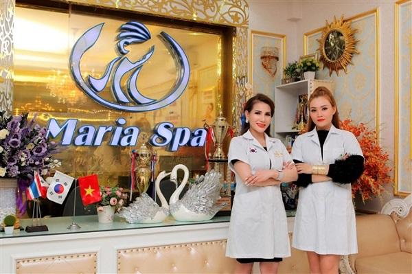 CEO Hương Maria là người đào tạo ra những 'bàn tay vàng' trong làng làm đẹp.