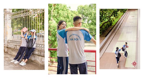 Đắc Hải và Thương Nguyễn đôi bạn cùng nhau học tập từ THPT lên đến bậc đại học.