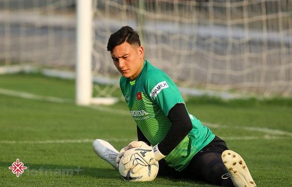 Yêu thích bóng đá và sự thôi thúc khiến Đặng Văn Lâm quyết định lựa chọn sân cỏ làm nơi rèn luyện bản thân.