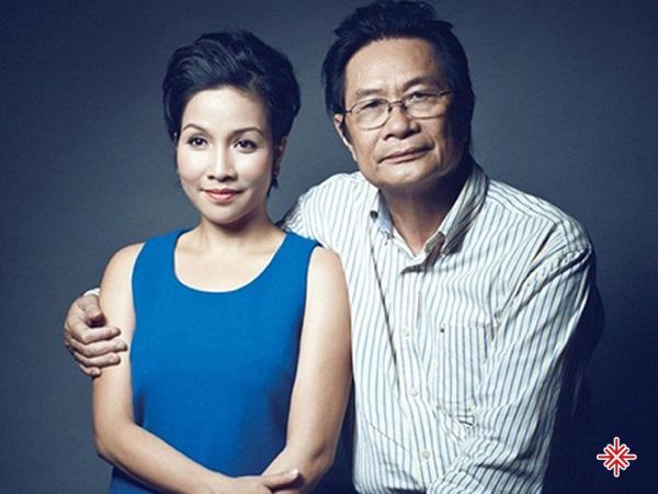 Sự nghiệp gắn liền với 3 'bóng hồng' tài năng của sân khấu Việt Nam.