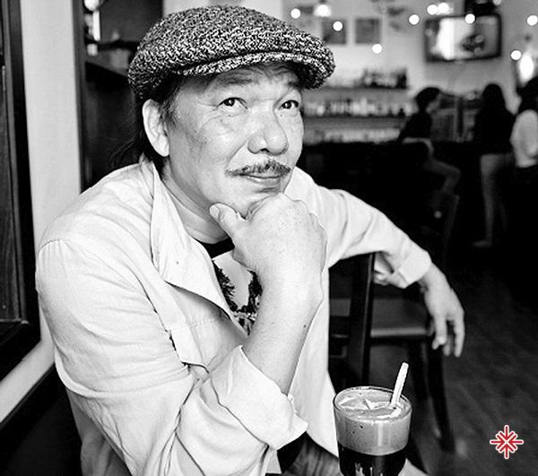 """Nhạc sĩ Trần Tiến được khán giả trìu mến gọi tên là """"kẻ du ca""""."""