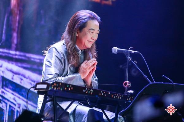 Nghệ sĩ đàn bầu Phạm Đức Thành - người sống đời 'đau đáu' về âm nhạc cổ truyền Việt Nam.