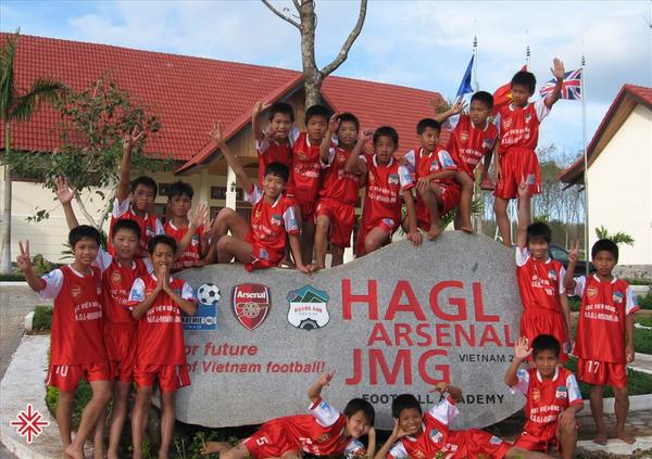 Chàng trai Tuyên Quang trở thành lứa 'cầu thủ vàng' đời đầu của Học viện HAGL JMG