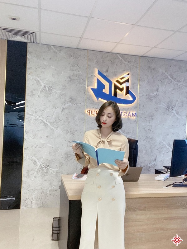 Hồ Bích Ngọc và niềm vui thường nhật của một CEO.