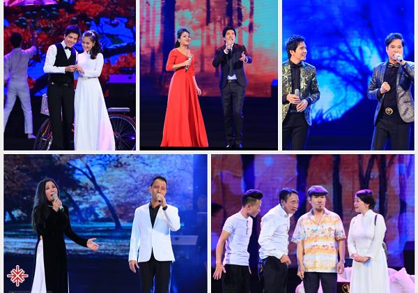 Nhìn lại một số hình ảnh trong liveshow kỷ niệm 28 năm ca hát của ca sĩ Hồ Quang 8 đã diễn ra tại Cung Văn hoá Hữu nghị Việt - Xô Hà Nội.