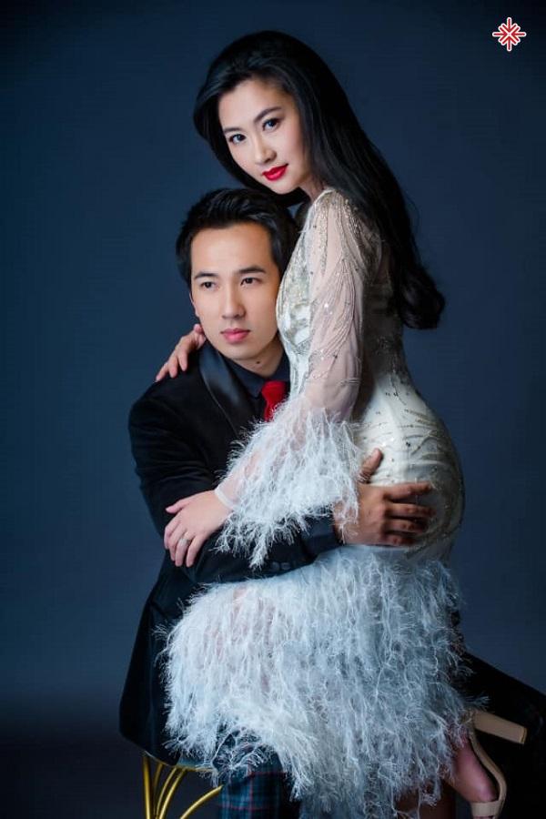 Hoàng Thục Linh và ca sĩ Quốc Khanh đã cùng nhau tạo nên những bản tình ca nhạc Vàng lay động lòng người.