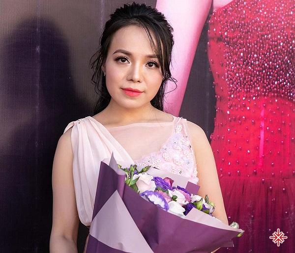 Ca sĩ Lan Anh luôn quyết tâm mang tiếng hát mang bản lĩnh của người nghệ sĩ Việt Nam đến với thế giới.