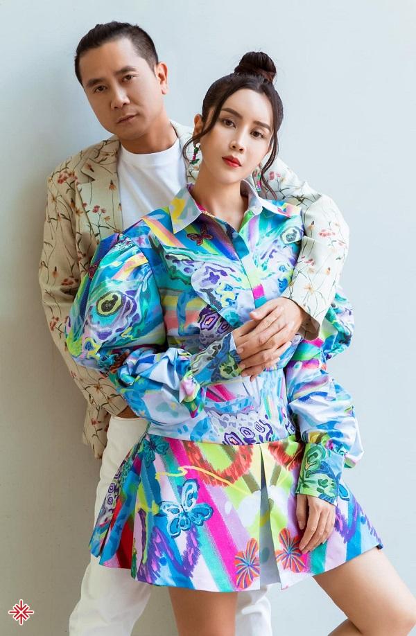 Chính tình yêu âm nhạc đã gắn kết hai trái tim đồng điệu của Hồ Hoài Anh và Lưu Hương Giang.