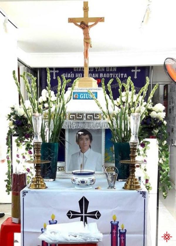Minh Thuận ra đi để lại niềm tiếc thương vô hạn cho đồng nghiệp và khán giả.