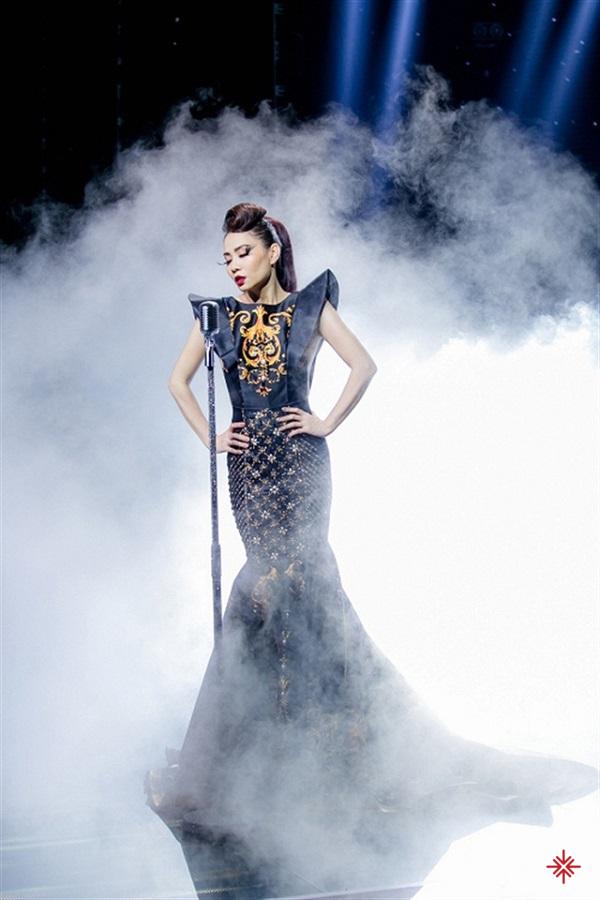 Ca sĩ Thu Minh - nữ chiến binh 'bất khả chiến bại' trên đường đua âm nhạc.