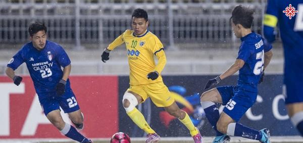 Sự nỗ lực được đền đáp xứng đáng khi anh có mặt trong đội hình U23 Việt Nam dự Seagame 26.