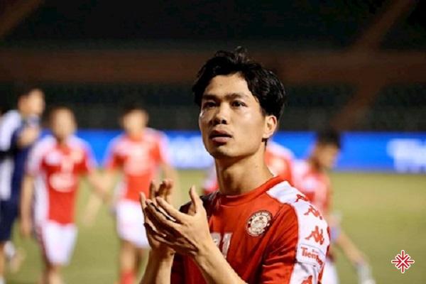 Tiền đạo Nguyễn Công Phượng - chân sút nội 'số 1' V-League.