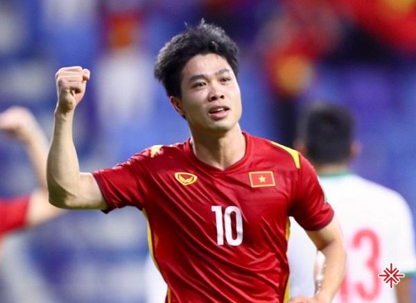 Chàng trai Nguyễn Công Phượng giờ đã có vị trí vững chắc trong sơ đồ của đội tuyển quốc gia bằng những nỗ lực không biết mệt mỏi.