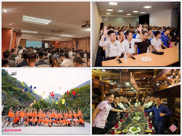 Trên vai nữ CEO Hồ Bích Ngọc là cuộc sống, là thu nhập của hàng trăm nhân viên.