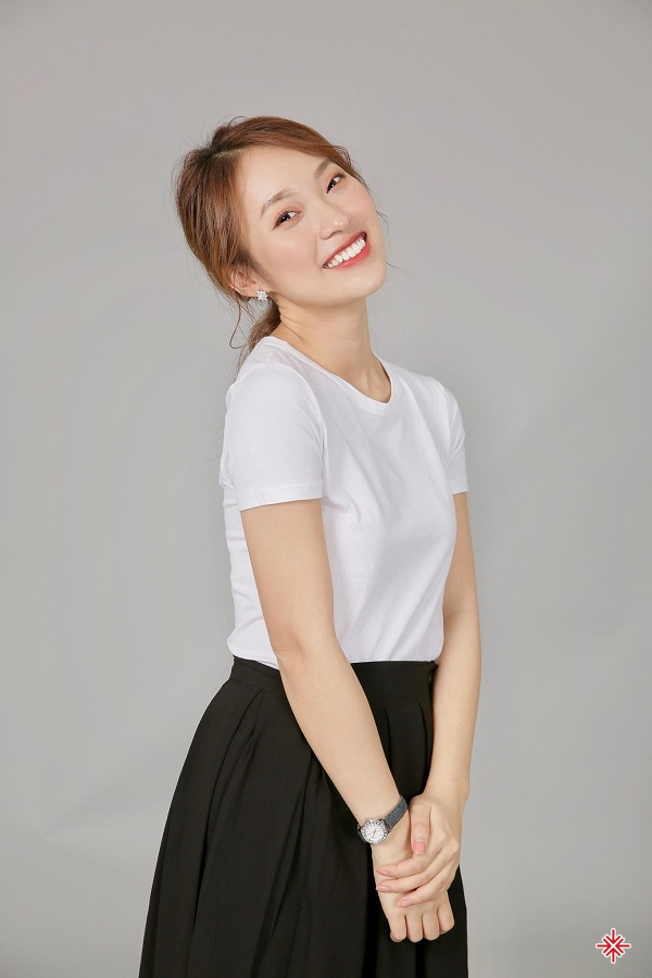 MC Khánh Vy - cô gái 'đa tài' đại diện cho Gen Z.