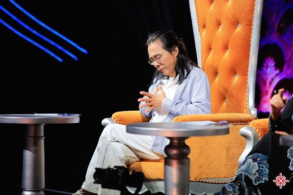 Nhạc sĩ Nguyễn Quang mang trong mình 'nỗi niềm trăn trở' về nền âm nhạc nước nhà.