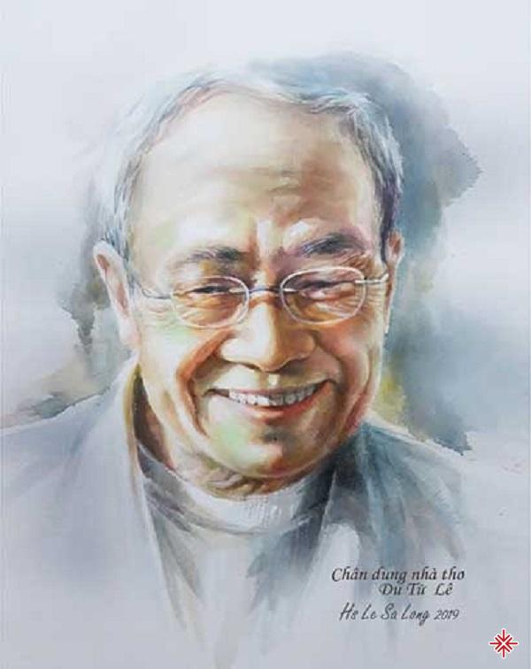 Nhà thơ Du Tử Lê tài hoa và sự nghiệp 'thi ca' đáng tự hào.