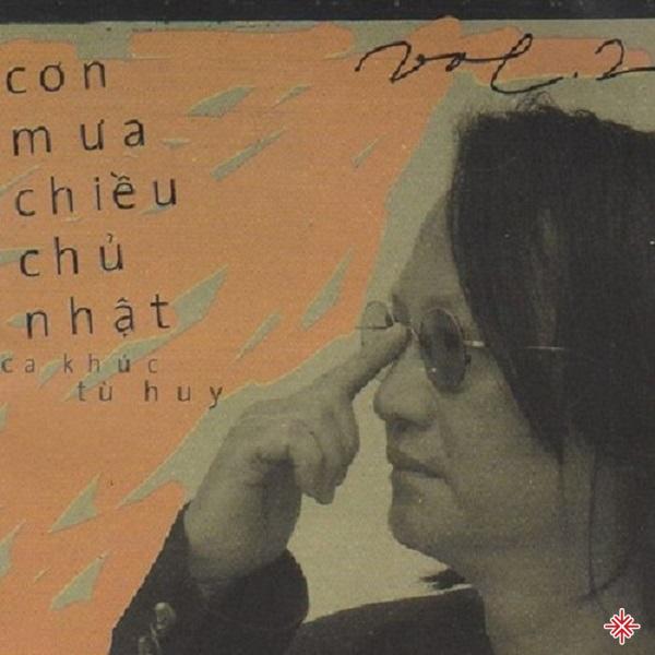 Một trong những album nhạc đình đám của nhạc sĩ Từ Huy thời bấy giờ.