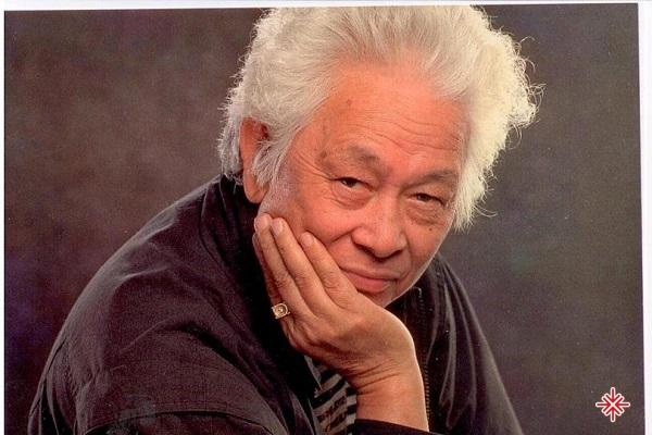 Nhạc sĩ Phạm Duy.