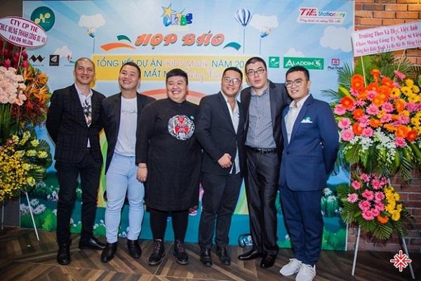 Dự án Kids Muzik của nhạc sĩ Võ Hoài Phúc và anh trai – nhạc sĩ Hoài An giúp lan tỏa những giá trị âm nhạc dành cho trẻ thơ Việt Nam.
