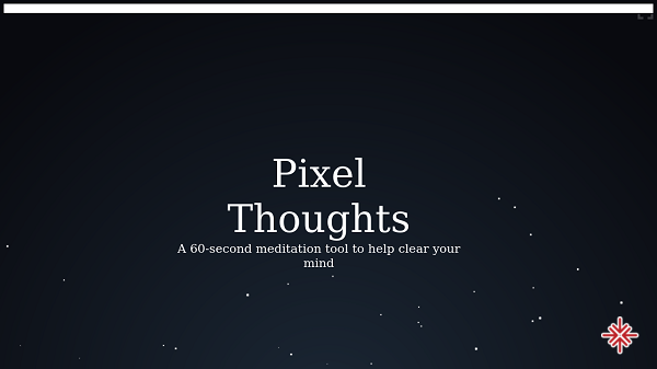 Trang web pixelthoughts.co