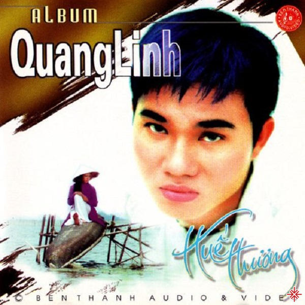 Album Huế thương của ca sĩ Quang Linh.