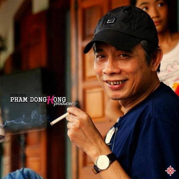Đạo diễn Phạm Đông Hồng còn đặc biệt chú trọng đến việc truyền lửa cho thế hệ trẻ.