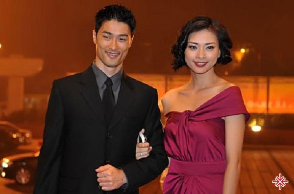 Cặp đôi  Johnny Trí Nguyễn và Ngô Thanh Vân.