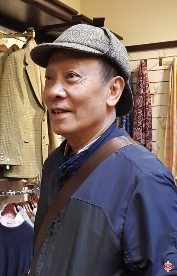 Từ một biên dịch viên tiếng Liên Xô cho đài Lại Văn Sâm đã trở thành biên tập viên cho các chương trình quốc tế của đài truyền hình Việt Nam.