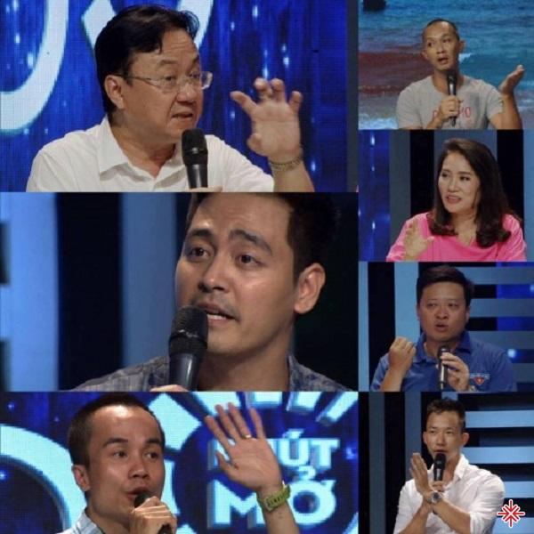 Chương trình 60 phút mở phát sóng gây nhiều tranh cãi trên cộng đồng mạng.