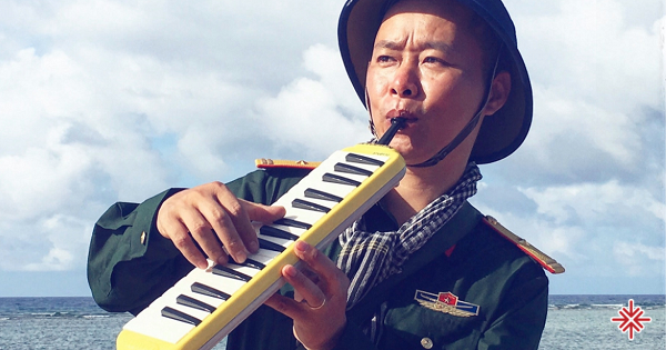 An Hiếu đã trải qua một tuổi thơ vất vả khi bố anh là cố nhạc sĩ An Thuyên.