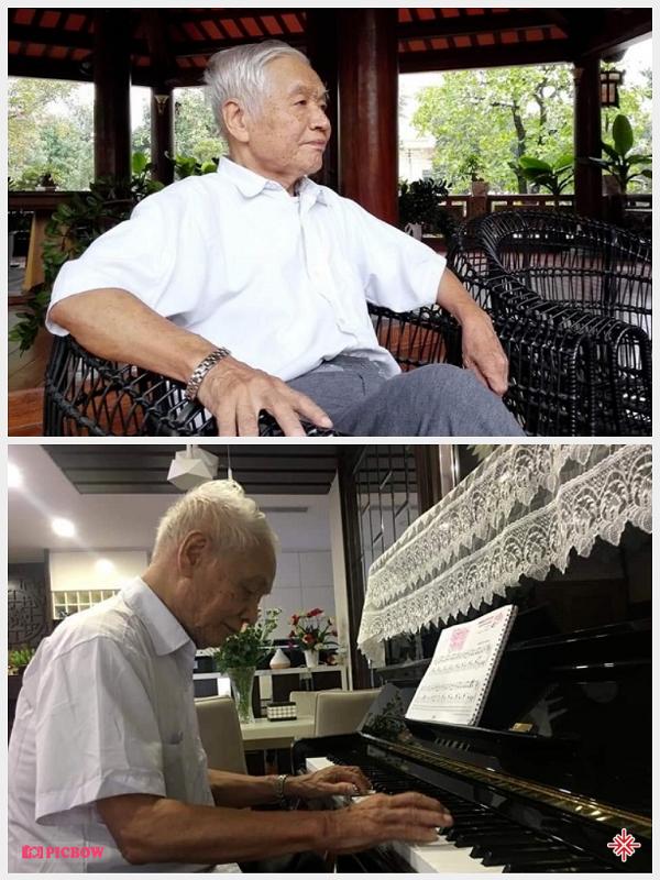 Cố nhạc sĩ Nguyễn Tương Lai (ông ngoại của nhạc sĩ Phạm Trường) người truyền dạy những nốt nhạc đầu đời và định hướng cho cháu mình ghi danh bảng vàng theo học tại Học viện Âm nhạc Quốc gia Việt Nam.